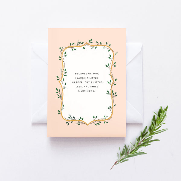 Freebie Friday - Gratitude Card