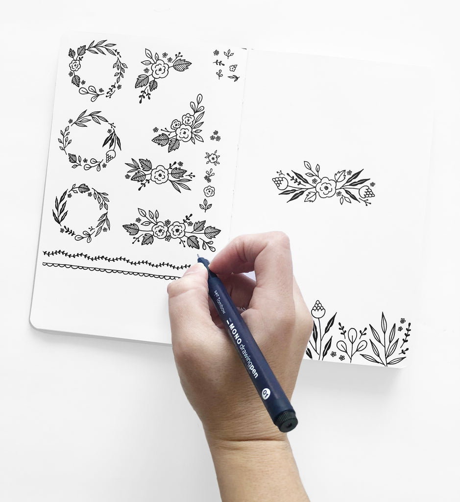 photo about Printable Dot Grid known as Freebie Friday - Printable Dot Grid Magazine Doodles Archer