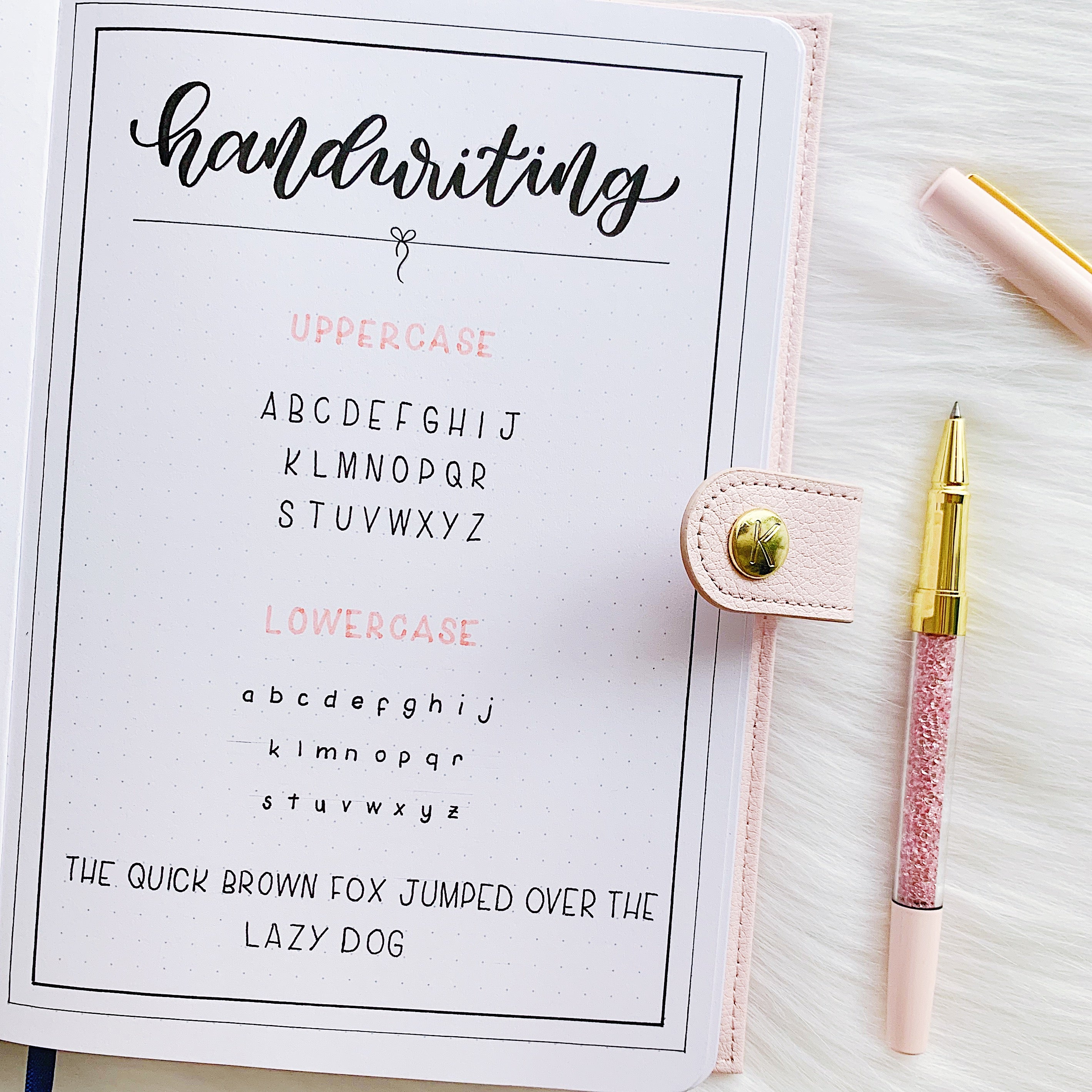 How To Practice Your Handwriting – Archer and Olive
