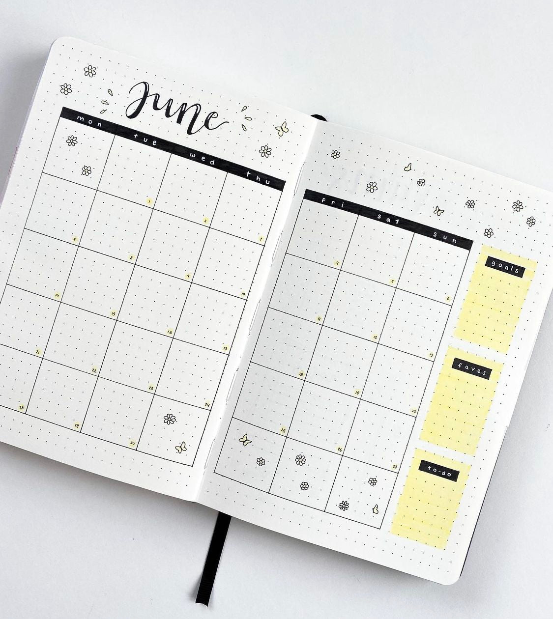 simple monthly