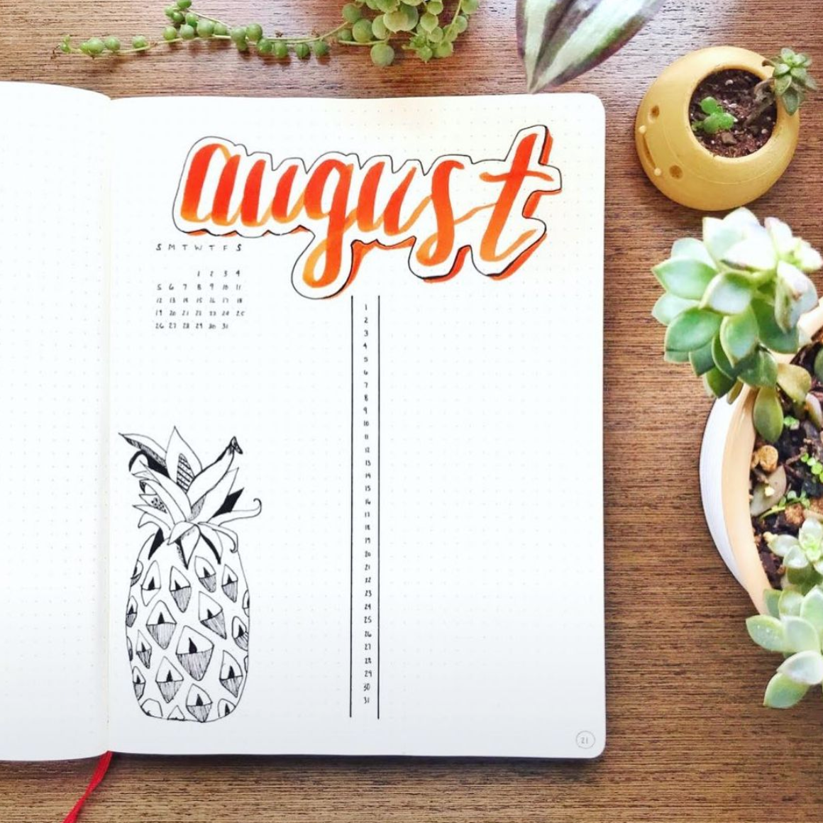 pineapple monthly