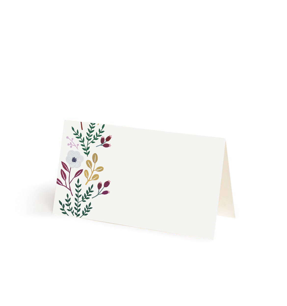 picture about Printable Place Card Paper known as Printable Thanksgiving Desired destination Playing cards Archer and Olive