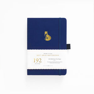A5 Clever Fox 192 Pages Dot Grid Notebook
