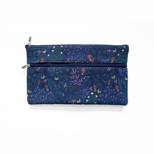 Into The Forest Pencil Pouch Attaches to Journal