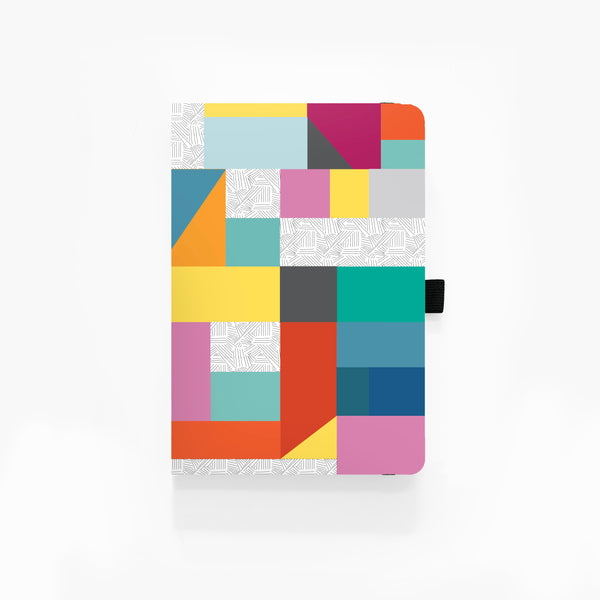 Bee Harris -  Series 3 A5 Dot Grid Notebook