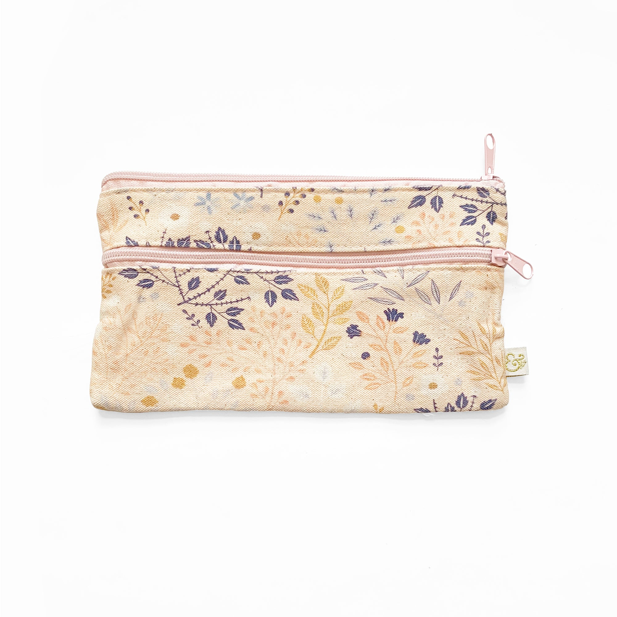 Blush-A-Bye Pencil Pouch Attaches to Journal