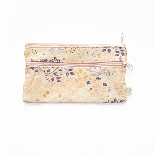 Blush-A-Bye  |  A5 Pencil Pouch - Attaches to Journal