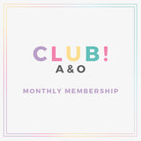 Club A&O Monthly Membership