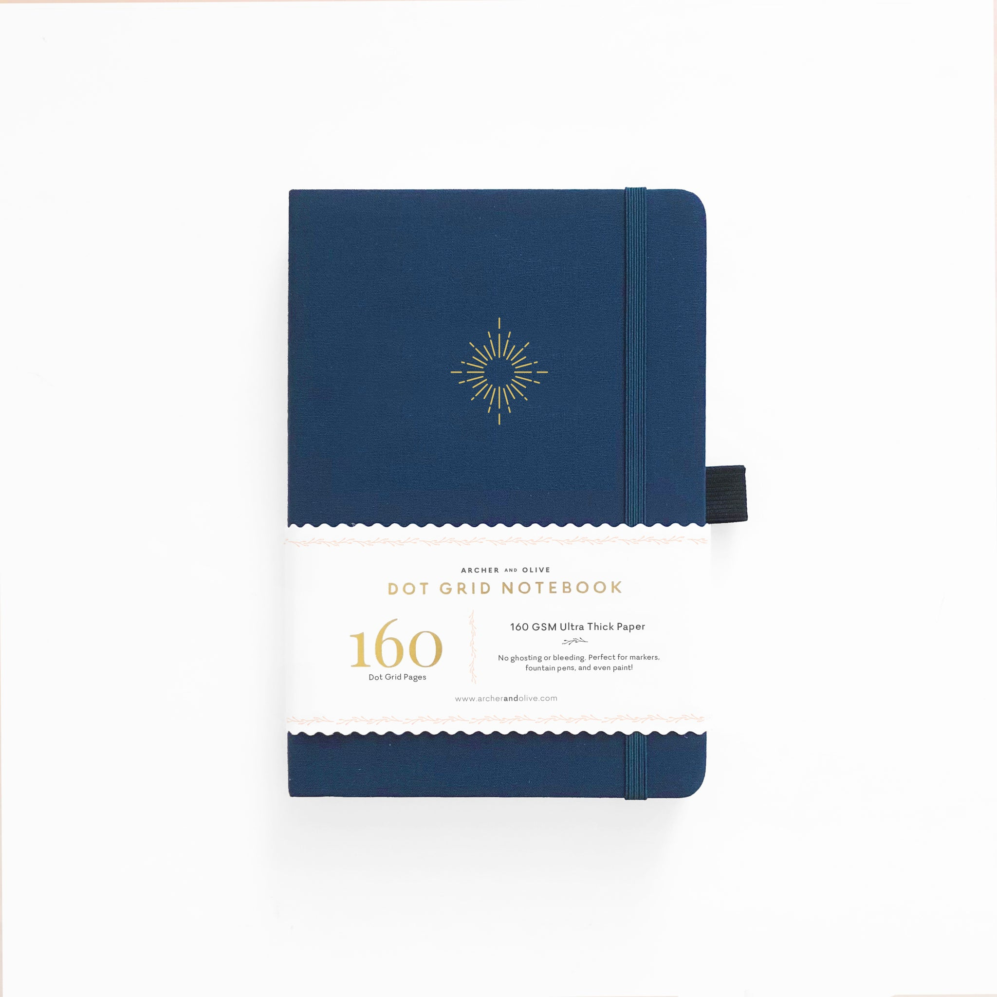 B5 North Star Dot Grid Notebook