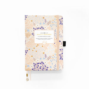 A5 Blush-A-Bye Undated Planner