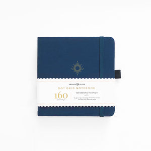 8x8 North Star Dot Grid Notebook