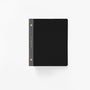 A5 Black Dot Grid Notepad