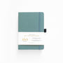 A5 Light Blue Dot Grid Notebook