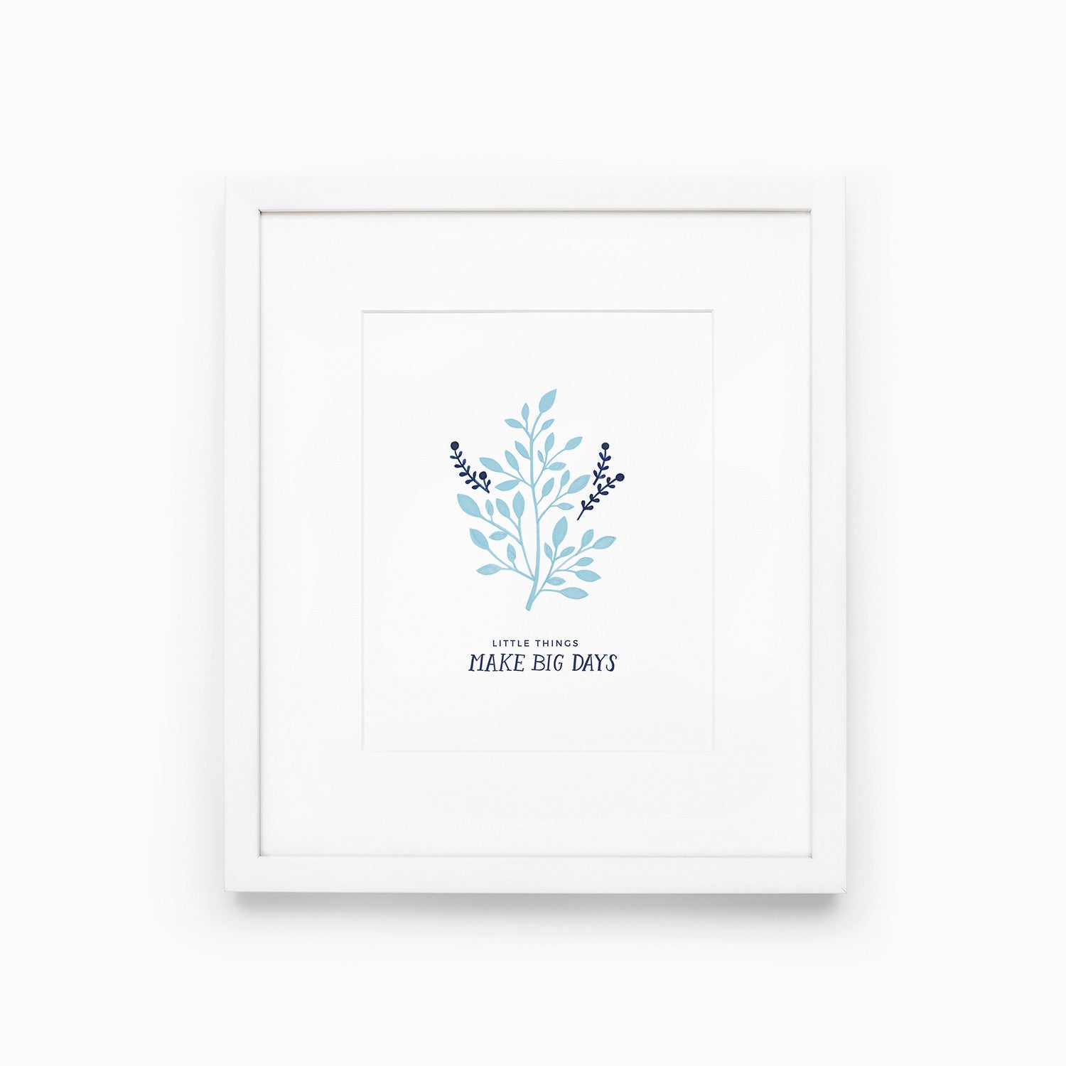 "Little Things - 5"" x 7"" Printable Art Print"