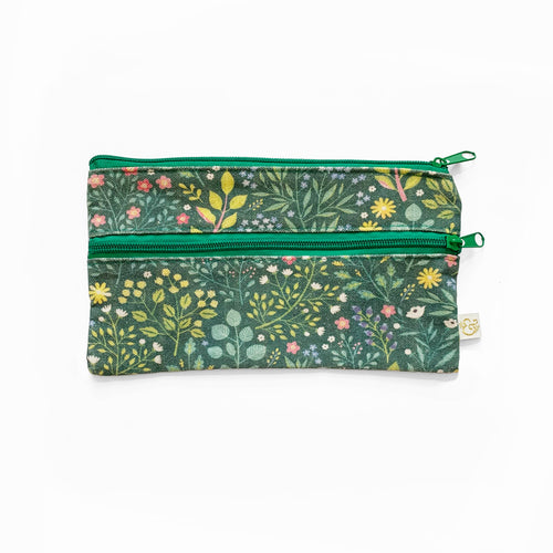 Verdant Ventures  |  Pencil Pouch Attaches to Journal