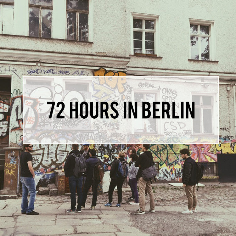 72 Hours in Berlin: Graffiti Tours and Screaming Monkeys