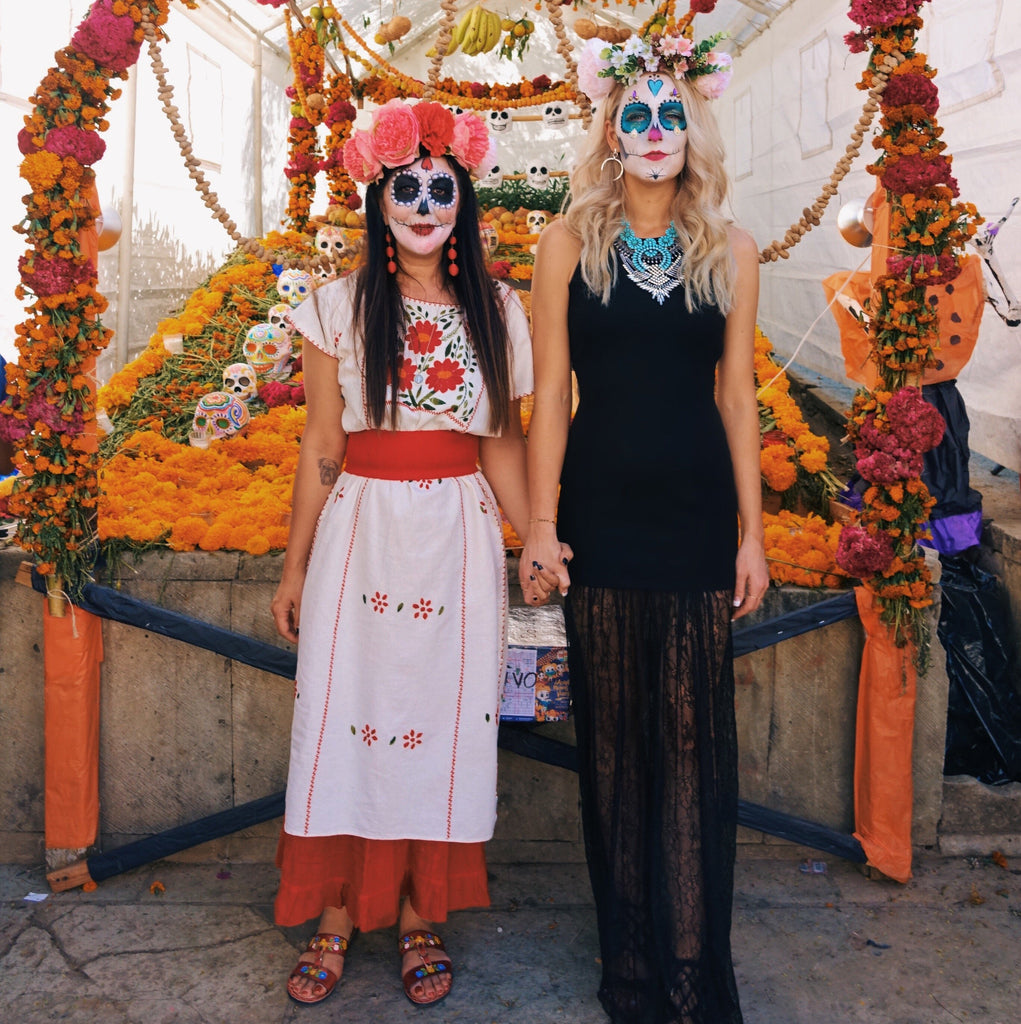 Planning for Day of the Dead in Oaxaca