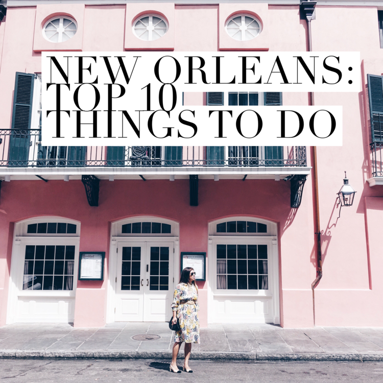 72 Hours in New Orleans: Top 10 Things to Do