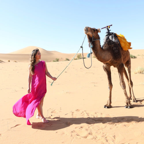 Sahara Desert Tour with Nomoon Travel