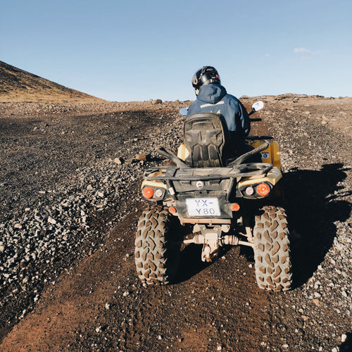ATV PANORAMA ADVENTURE (near Blue Lagoon and Airports)
