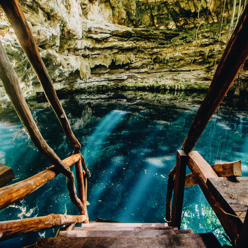 MEXICO - MÉRIDA - RANCH AND CENOTES