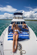 Relax on your own private yacht in Tulum