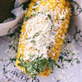 Best Mexican corn in town