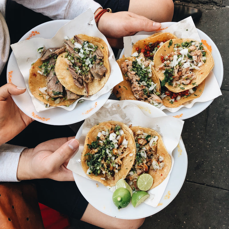 MEXICO CITY - TACO TOUR