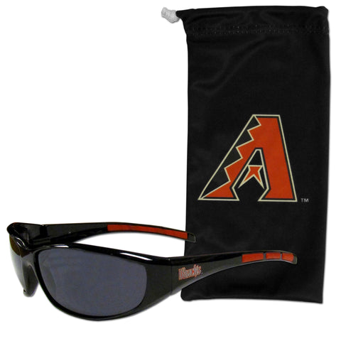 Arizona Diamondbacks Sunglass and Bag Set