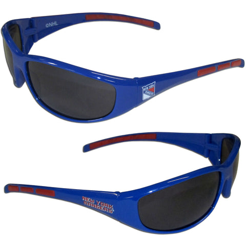 New York Rangers® Wrap Sunglasses
