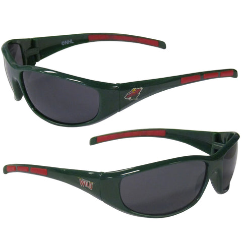 Minnesota Wild® Wrap Sunglasses