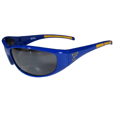 St. Louis Blues® Wrap Sunglasses
