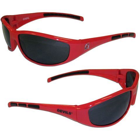 New Jersey Devils® Wrap Sunglasses