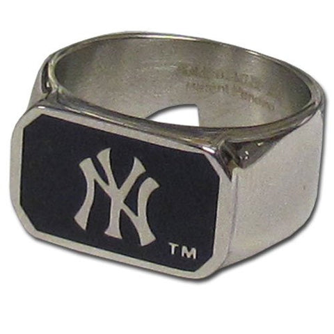 New York Yankees Steel Ring