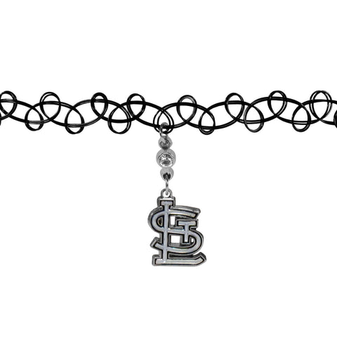 St. Louis Cardinals Knotted Choker