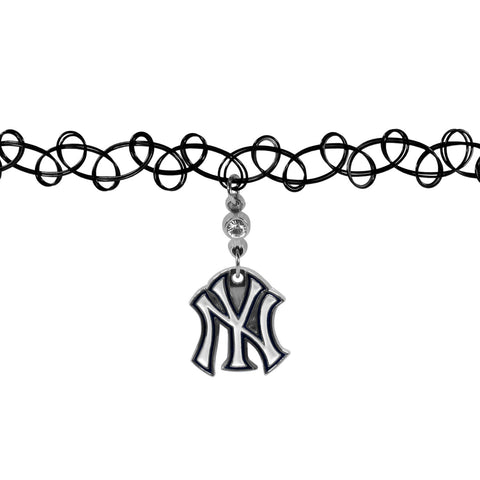 New York Yankees Knotted Choker