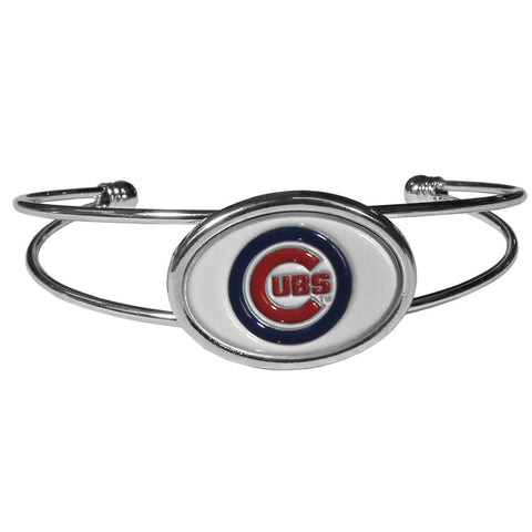 Chicago Cubs Cuff Bracelet