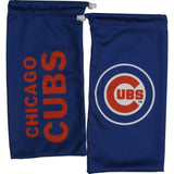 Chicago Cubs Sunglass and Bag Set