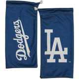 Los Angeles Dodgers Sunglass and Bag Set