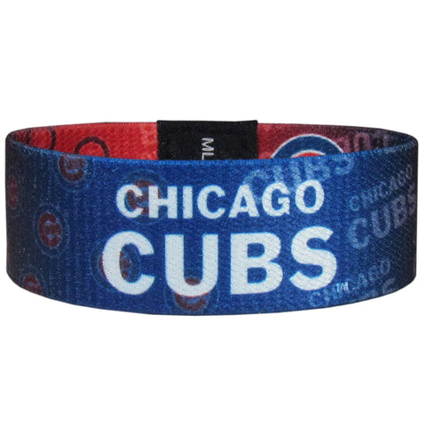Chicago Cubs Stretch Bracelets