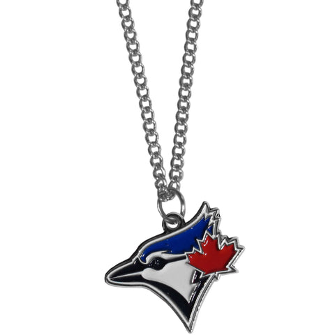 Toronto Blue Jays Chain Necklace with Small Charm