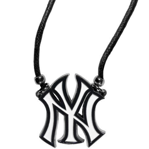 New York Yankees Cord Necklace