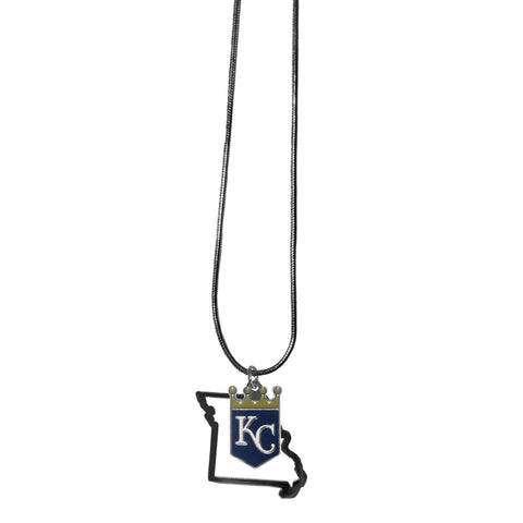 Kansas City Royals State Charm Necklace