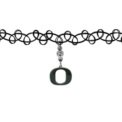 Oregon Ducks Knotted Choker