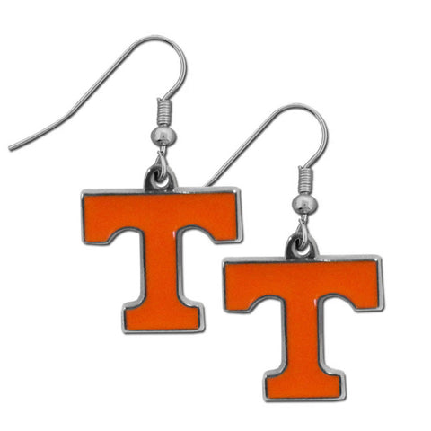 Tennessee Volunteers Chrome Dangle Earrings