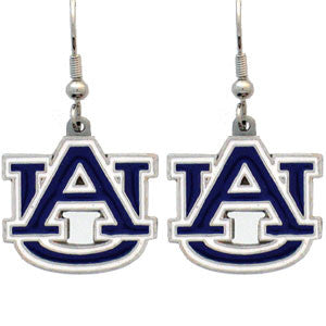 Auburn Tigers Dangle Earrings