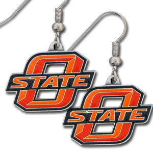 Oklahoma State Cowboys Dangle Earrings