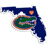 Florida Gators Home State Decal