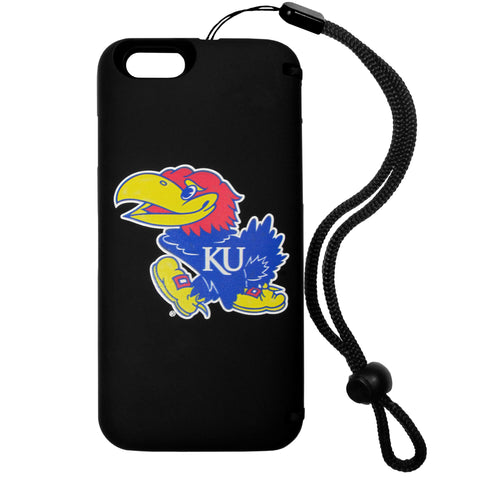 Kansas Jayhawks iPhone 6 Everything Case