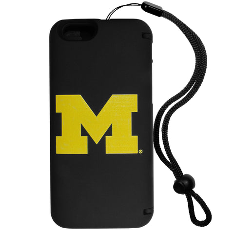Michigan Wolverines iPhone 6 Plus Everything Case